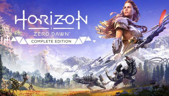 Horizon Zero Dawn está disponible para PS4, PS5 y PC. (Difusión)