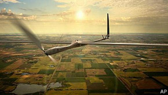 Avión de pasajeros casi choca con un drone sobre Florida