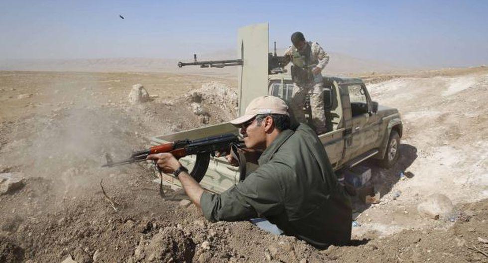 Iraq: Reino Unido donará US$2,5 millones en armas