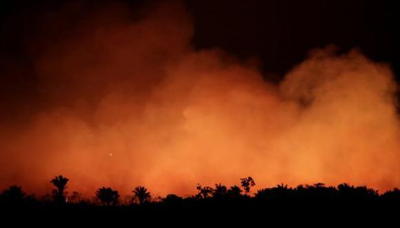 La selva amazónica se ha vuelto cada vez más susceptible a sufrir incendios. (Fotos: REUTERS).