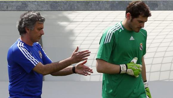 Mourinho criticó a Iker Casillas por su alto salario en Porto