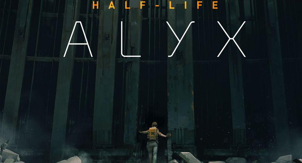 Half-Life: Alyx es el último videojuego de la franquicia. (Imagen: Valve)