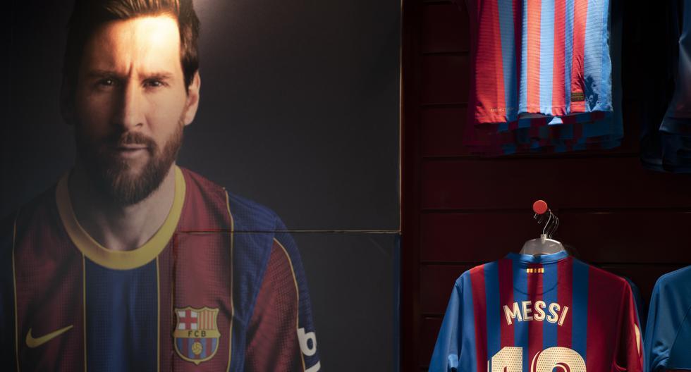 Messi sigue siendo la imagen más resaltable del FC Barcelona. (Foto: AP)