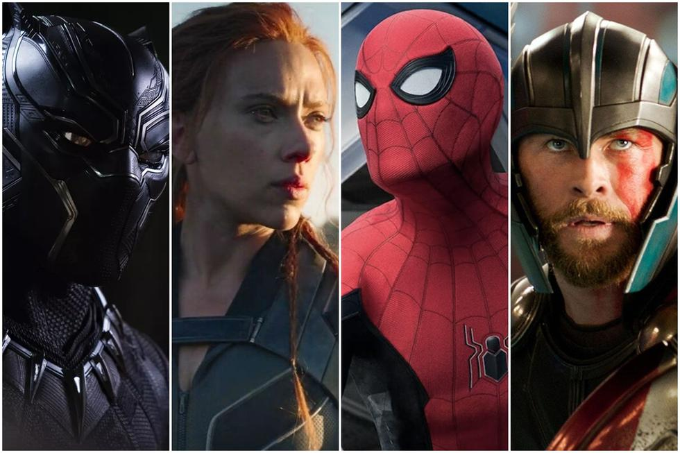"""El 21 de julio del 2019 la compañía anunció las películas que continuaría la historia del Universo Cinematográfico de Marvel después de """"Avengers: Endgame"""". Con la pandemia del coronavirus causando estragos en Hollywood, revisamos el estado actual de los filmes. (Foto: Marvel Studios/Sony Pictures)"""