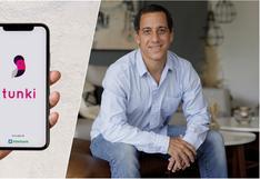 """Líder de Tunki: """"Queremos superar los 2,5 millones de usuarios este año""""   ENTREVISTA"""
