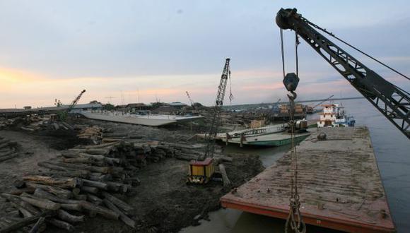 Plantean instalar GPS en embarcaciones para controlar tala