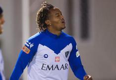 André Carrillo se quedó sin entrenador: Al-Hilal comunicó el adiós de Razvan Lucescu