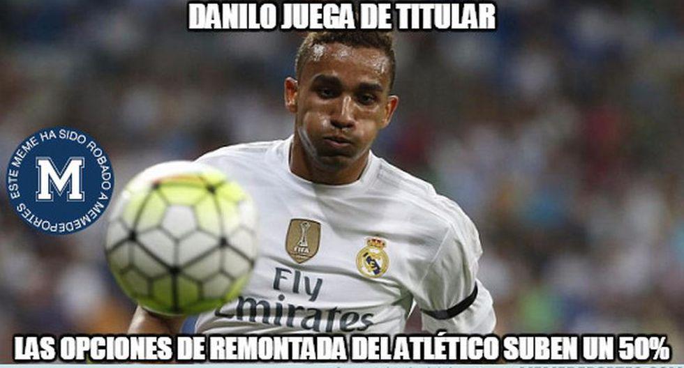 Real Madrid vs. Atlético Madrid: los memes de la semifinal - 52