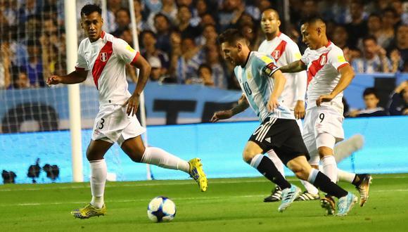 Perú enfrenta a Argentina el 17 de noviembre en Lima. (Foto: GEC)