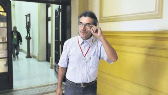 Áncash: JNE verá mañana pedido de exclusión de Waldo Ríos