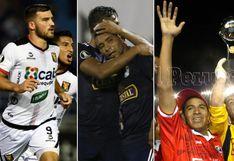 Copa Sudamericana: Así le ha ido a todos los peruanos que han competido en el torneo