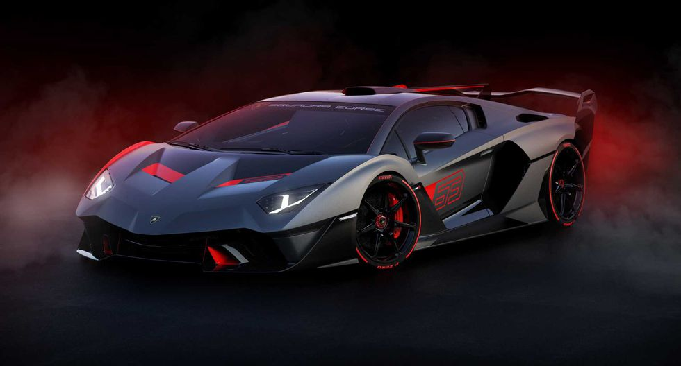 Se especula que el nuevo superdeportivo híbrido de Lamborghini podría alcanzar los 840 caballos de potencia. (Fotos. Lamborghini).
