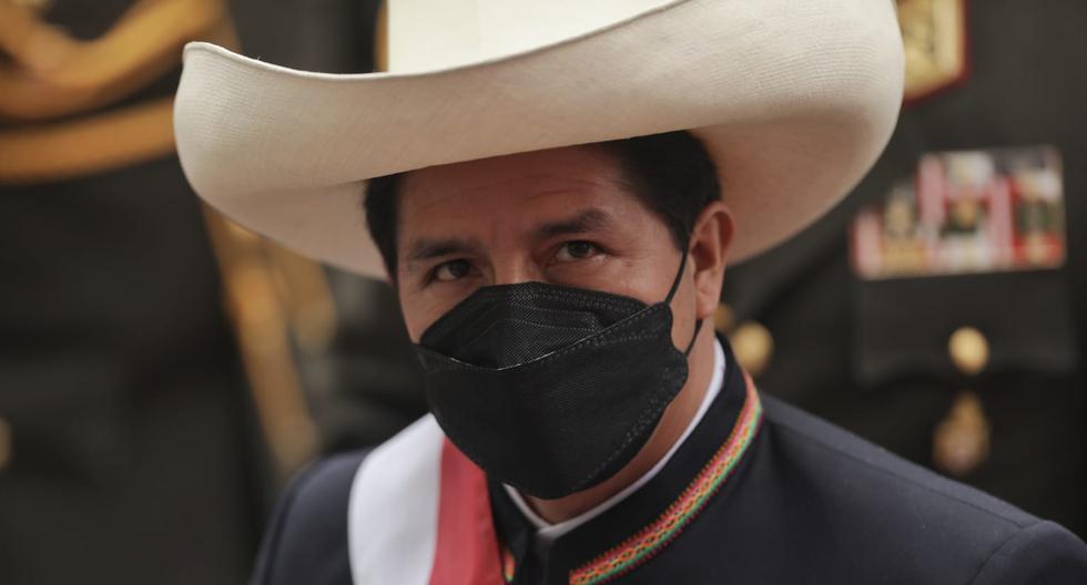 La estrategia de comunicación del gobierno de Pedro Castillo tras la muerte de Abimael Guzmán ha sido poco convincente, indican los expertos consultados. (Foto: GEC)