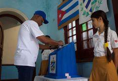 Los cubanos refrendan su nueva Constitucióncon 86,8 % de los votos