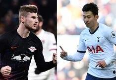 Tottenham Hotspur vs. RB Leipzig: canales de TV para ver en vivo el duelo por Champions League