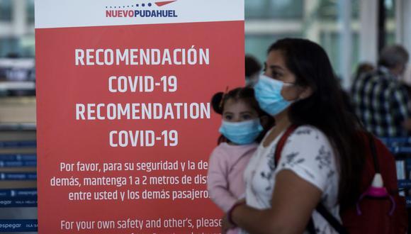 Coronavirus en Chile | Últimas noticias | Último minuto: reporte de infectados y muertos hoy, martes 1 diciembre del 2020 | COVID-19 | (Foto: EFE/ Alberto Valdes).