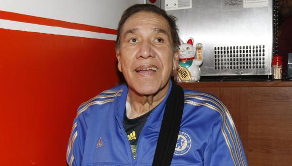 Gordo Casaretto está grave: sufrió infarto cerebral
