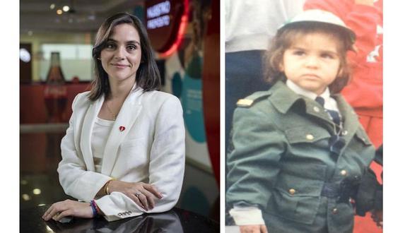 Sandra Alencastre es peruana y directora de Asuntos Públicos, Comunicaciones y Sostenibilidad de Coca-Cola Perú y Ecuador. A los 4 años soñaba con ser polícia.