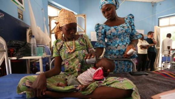 """[BBC] """"Sobrevivimos a Boko Haram pero no a la hambruna"""""""