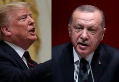 """""""No sea un tonto"""", la sorprendente carta que Trump le envió a Erdogan"""