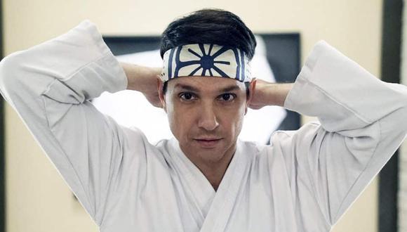 """Ralph Macchio está de regreso con su icónico personaje de Daniel LaRusso en """"Cobra Kai"""" (Foto: Netflix)"""