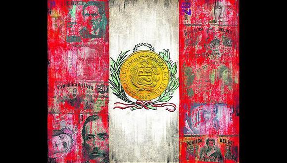 La iconografía presente en la numismática del Perú independiente.