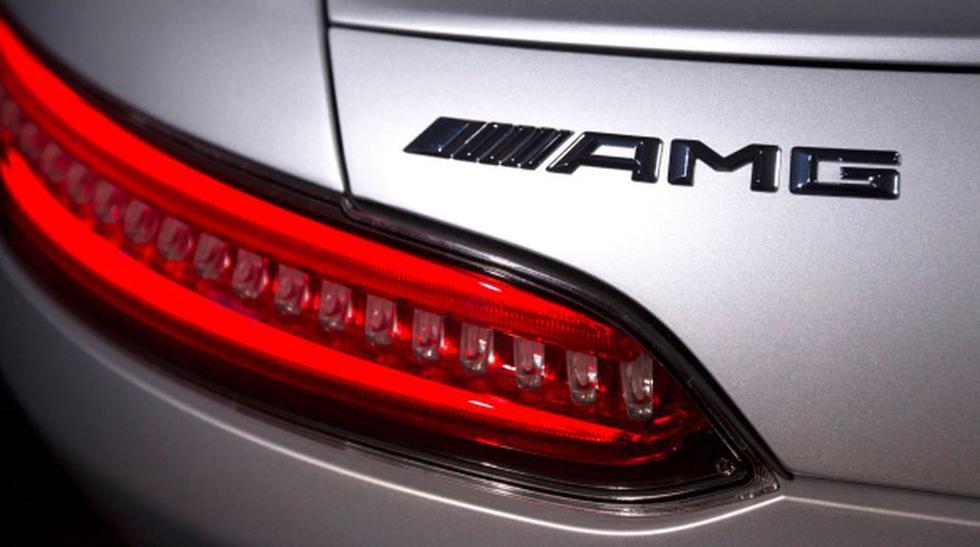 Este es el auto con el que Mercedes quiere golpear a Porsche - 6
