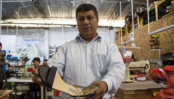 Las actividades económicas comprendidas en la fase 2 del reinicio de actividades incluyen la fabricación de calzado (Foto: GEC)