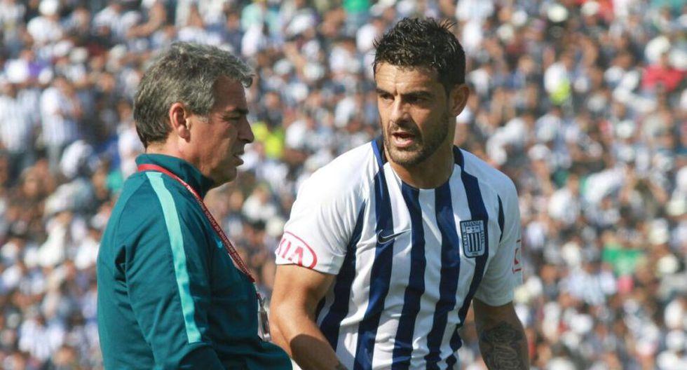 Pablo Bengoechea pidió a Luis Aguiar para la temporada 2020 | Foto: GEC