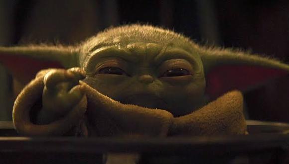 """Baby Yoda, el personaje más querido de """"The Mandalorian"""" (y, posiblemente, de todo """"Star Wars""""). Foto: Lucasfilm"""