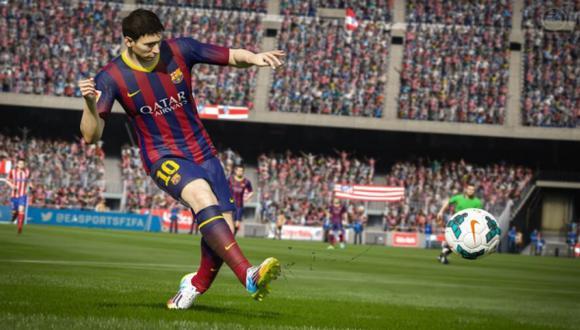 E3 2014: Lanzan el tráiler oficial de FIFA 15