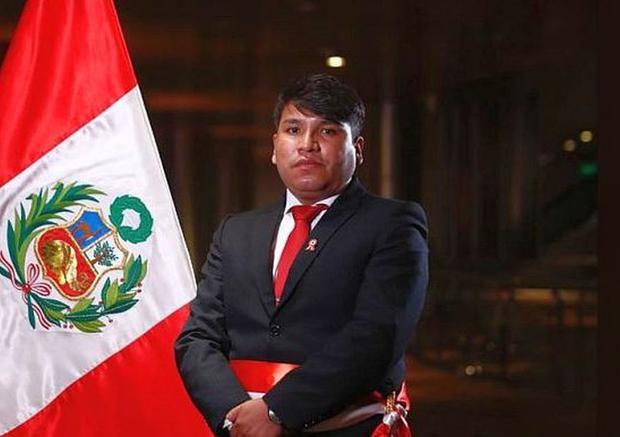 Yván Quispe Apaza asume como nuevo titular del Produce. (Foto: GEC)