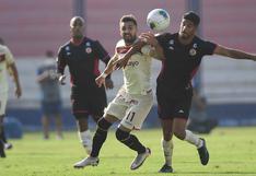 Universitario vs. UTC: cremas ganaron 1-0 y siguen en la pelea por ganar su grupo de la Liga 1