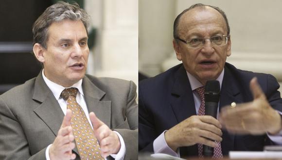 Ministro Figallo y fiscal Peláez en contra de la pena de muerte