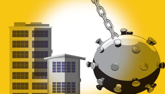 Si bien el impacto es principalmente delimitado por el sector económico y la condición de formalidad, las dificultades financieras son más sensibles en las microempresas, pequeñas y medianas empresas. (Ilustración: Raúl Rodriguez)