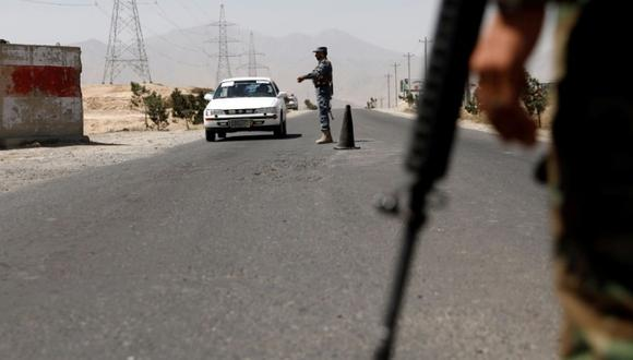 El número de heridos y fallecidos tras el ataque fue confirmado por las diferentes autoridades afganas. (Foto referencia: Reuters)