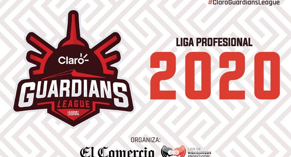 La Claro Guardians League 2020 es la primera liga profesional de League of Legends en el Perú. (Difusión)