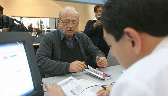 Sistema Privado de Pensiones (Foto: Archivo)