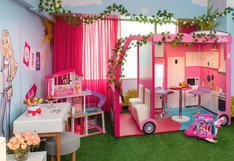 Así luce el increíble cuarto de Barbie en Lima (en el que puedes hospedarte) | FOTOS
