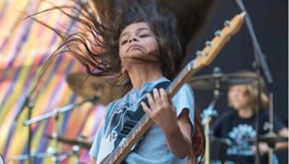 Korn incluirá dentro de su formación a Tye Trujillo, hijo de Robert Trujillo, mítico bajista de Metallica (Foto: Instagram)