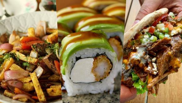 Las propuestas para delivery de los restaurantes peruanos del 50 Best. (Fotos: Instagram)