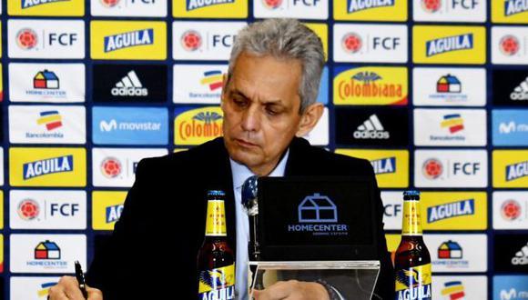 Reinaldo Rueda es entrenador de Colombia desde enero del 2021. (Foto: Federación Colombiana de Fútbol)