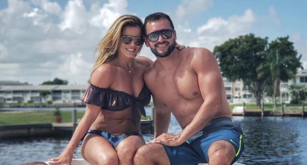 Novio de Alejandra Baigorria pone fin a los rumores sobre su separación con romántico gesto. (Foto: @alejandra_baigorria/@arturocaballeroperez)