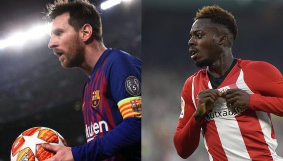 FC Barcelona visitará a Athletic Club en San Mamés. (Foto: Agencias)