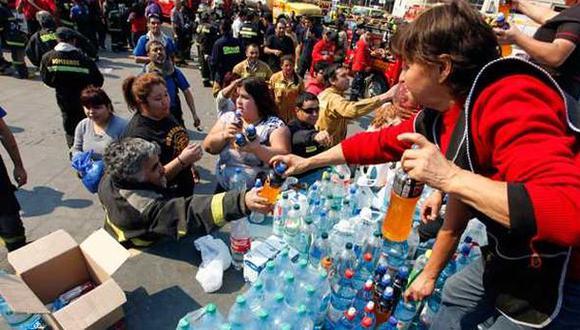 Valparaíso: Autoridades piden no enviar más ayuda a la zona