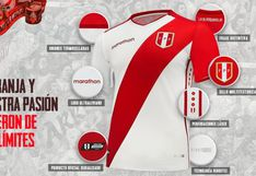 Selección peruana: Marathon reveló los precios de las nueva camiseta