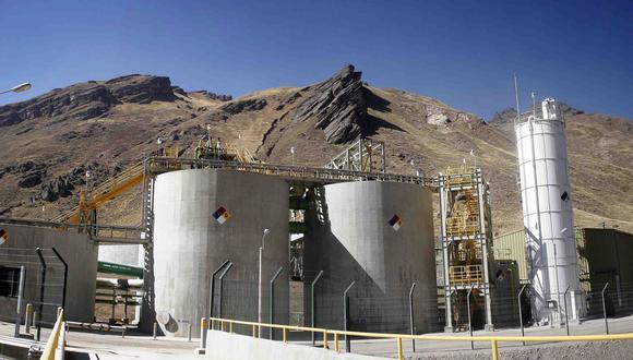 El rubro Planta Beneficio concentró la mayor parte de las inversiones mineras a nivel nacional al registrar una expansión de 392%. (Foto: GEC)