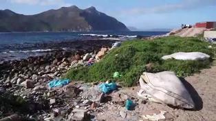 Día Mundial de Limpieza de Playas en Ciudad del Cabo