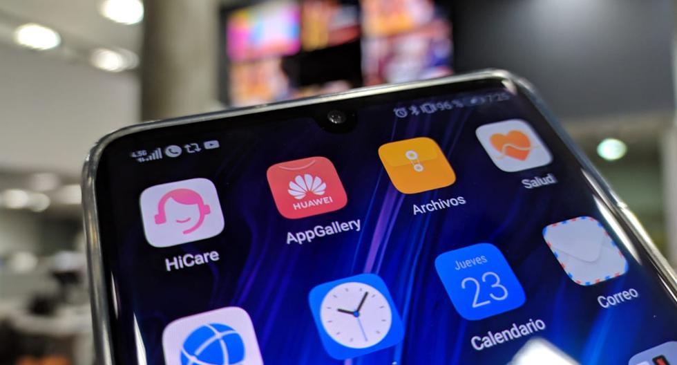 Todos los dispositivos Huawei traen en su capa de personalización la tienda App Gallery preinstalada. (Foto:El Comercio)
