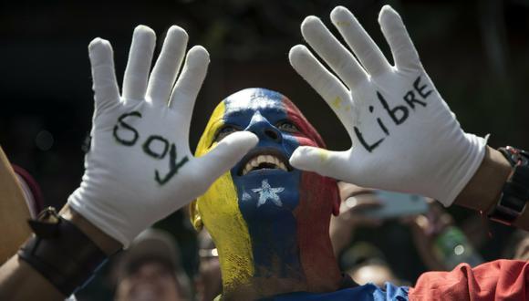 El Grupo de Lima se reunirá hoy para ratificar su apoyo a Guaidó. (Foto: AP)
